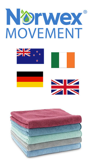 2015 Norwex Movement, UK, IE, DE, NZ