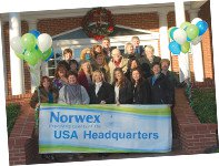 Norwex Canada headquarters expands